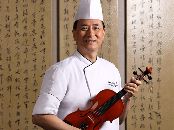 Chef Wong Wing Yeuk