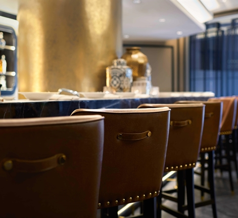 Shanghai2 Restaurant Bar Area